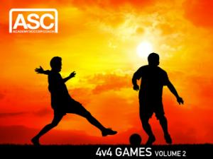 4v4 Games V2 Front Cover