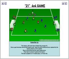 Free 4v4 Game 1