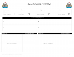 NUFC EPPP Session Plan 2014_Page_1