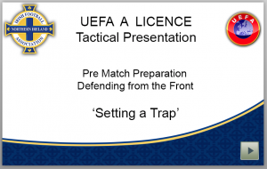 Tactical Presentation