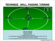 TechniqueSkillPassingTrning