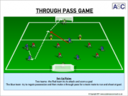Through Pass Game
